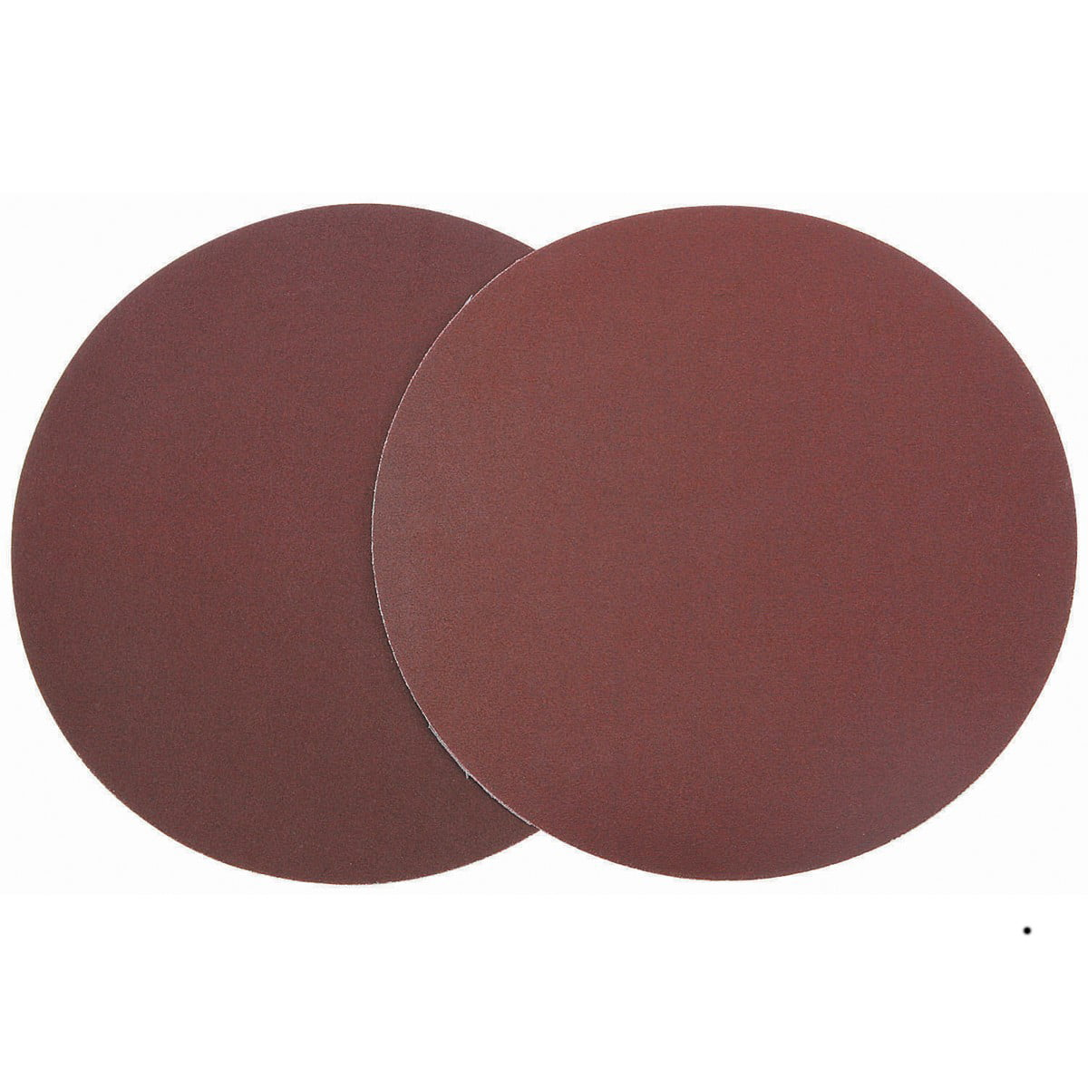 12 In 120 Grit PSA Sanding Discs 2 Pc