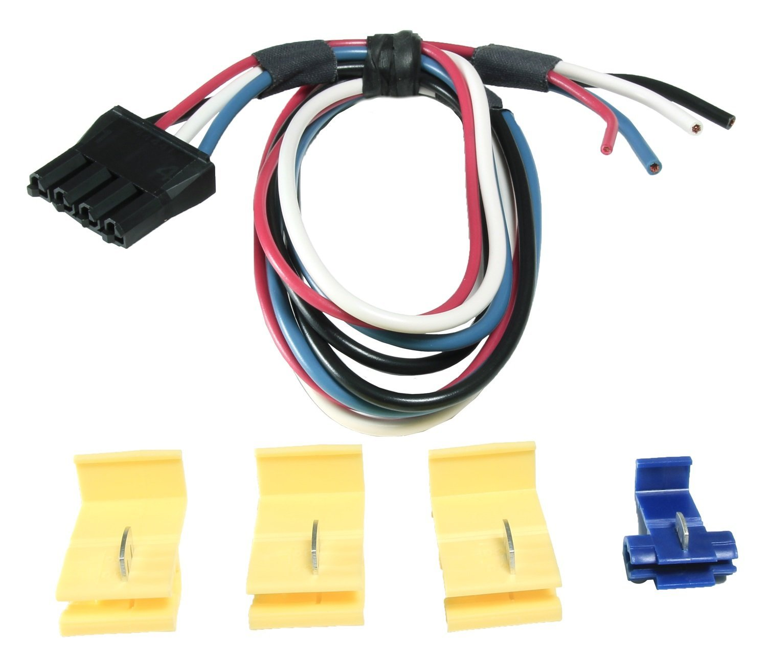Hopkins 47685 Universal Brake Control Connector Move One Chevrolet Trailer Wiring Harness Between Multiple Vehicles By Towing Solutions