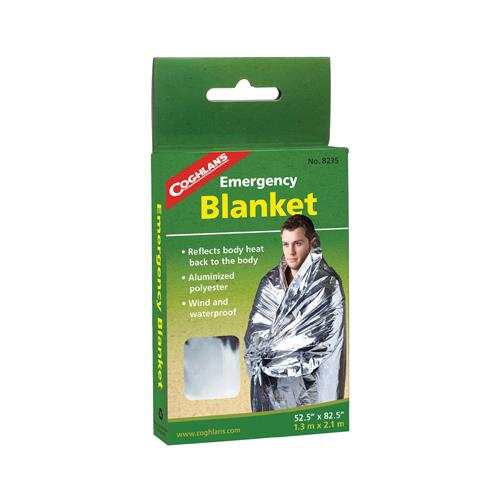 Coghlans 8235 84 x 52-Inch Campers Emergency Blanket by Coghlans LTD
