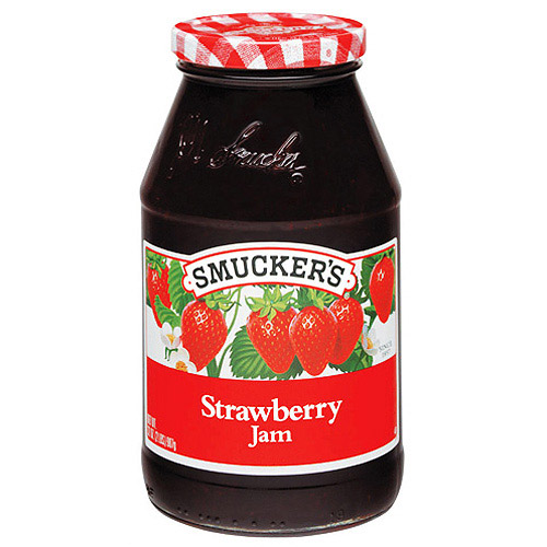 Smuckers Strawberry Jam, 32 oz