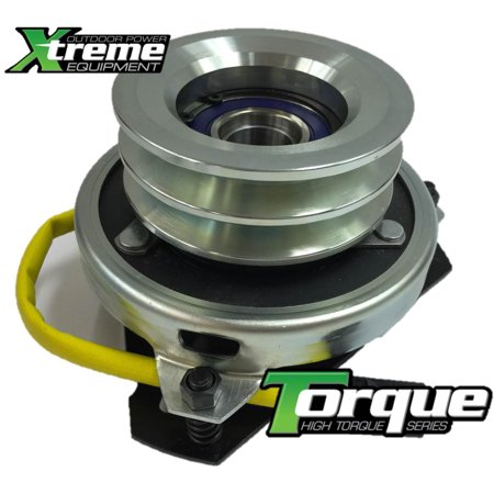 - Replaces John Deere AM105302 PTO Clutch with High Torque & Bearing Upgrade