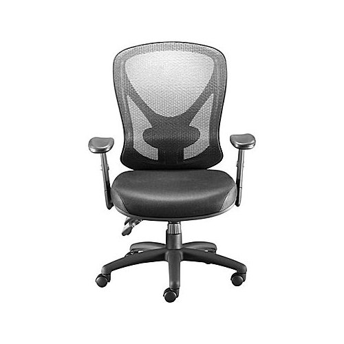 Staples High Back Mesh Desk Chair