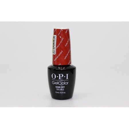 Opi Opi Nail Lacquer Gelcolor Yank My Doodle 5 Fl Oz