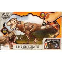 Jurassic World - T. Rex Bone Extractor - Uncle Milton Scientific Education Toy