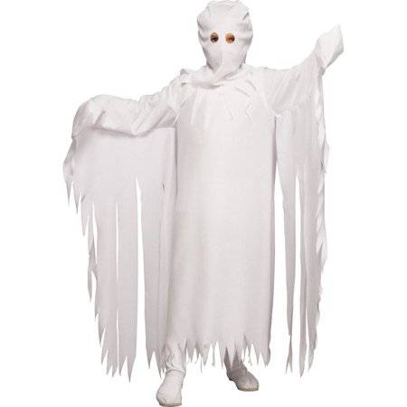 Child White Ghost Costume Rubies - Diy Ghost Costume Kids