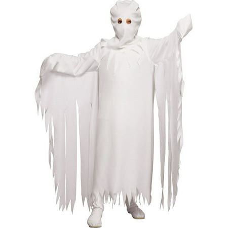 Child White Ghost Costume Rubies 881020 - Ghost Kids Costume