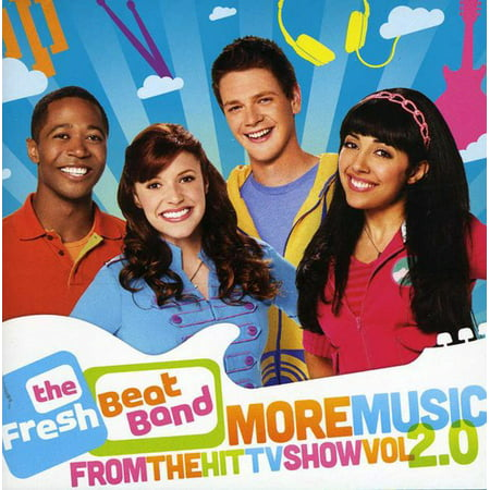 The Fresh Beat Band, Vol. 2.0: More Music From The Hit Show (CD) ()