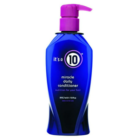 It's A 10 Miracle Daily Conditioner, 10 Oz