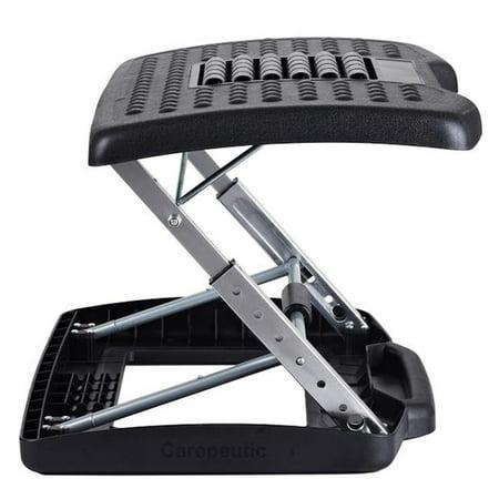 Quad Footrest (carepeutic adjustable ergo-comfort pressure balancing footrest )