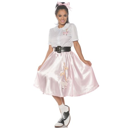 Sock Hop Adult Costume