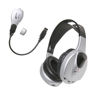 Ergoguys Califone Infrared Stereo/Mono Headphone with Transmitter