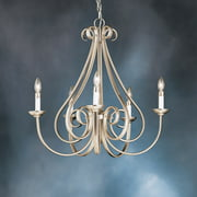 Dover Five-Light Incandescent Mini Chandelier