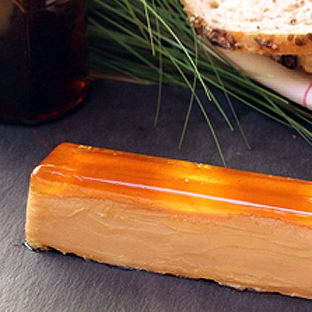 Mousse Royal of Duck Foie Gras with Maple Syrup - Not For Sale in CA