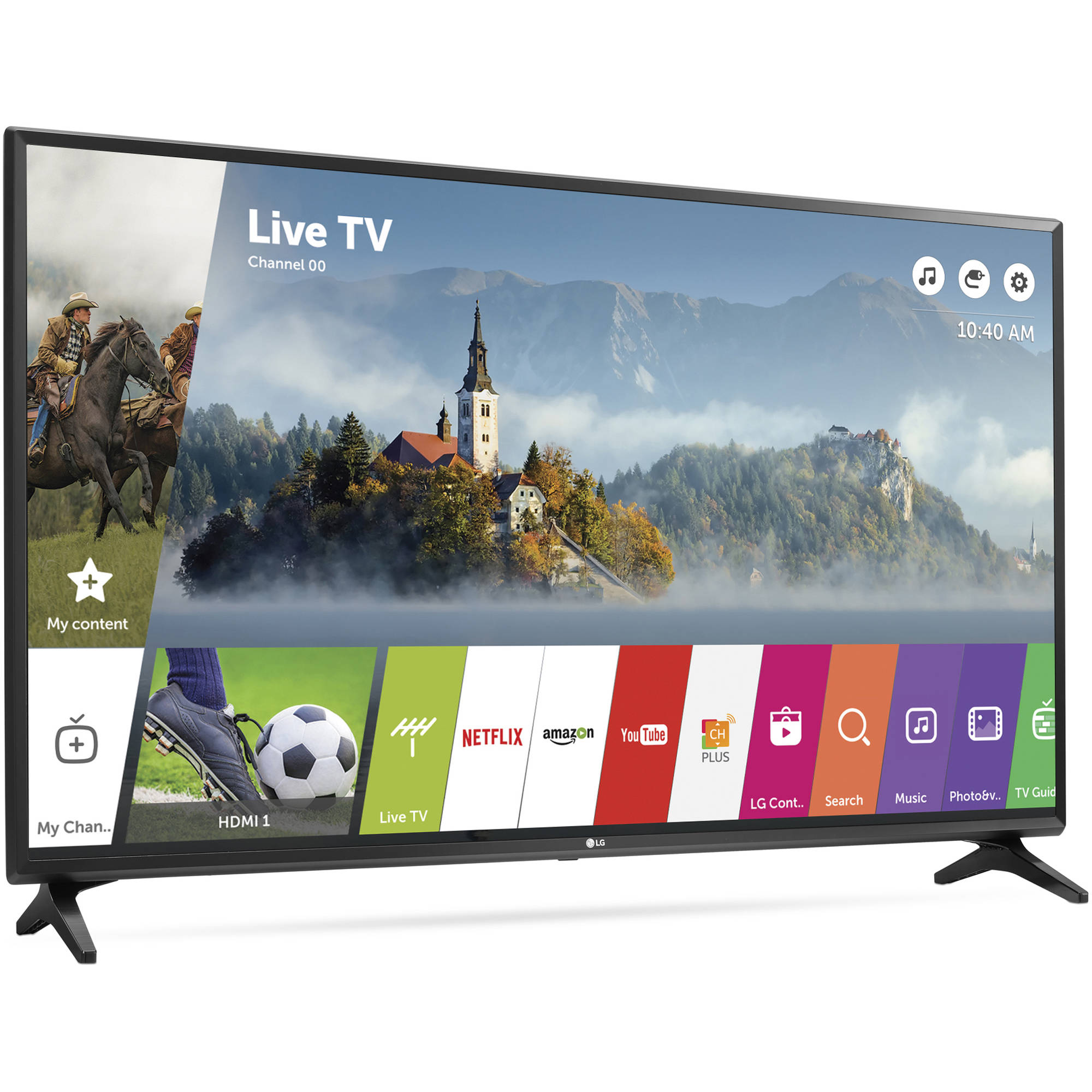 "LG 55"" FHD (1080P) Smart LED TV (55LJ5500)"