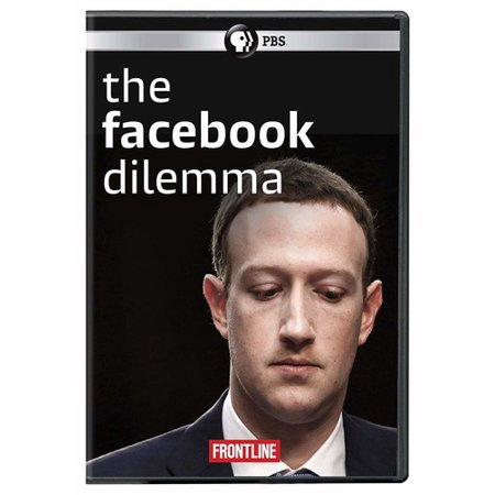 FRONTLINE: The Facebook Dilemma - Part 1 And Part 2 (DVD)