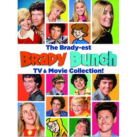 Brady Bunch: The 50th Anniversary TV & Movie Collection (DVD)
