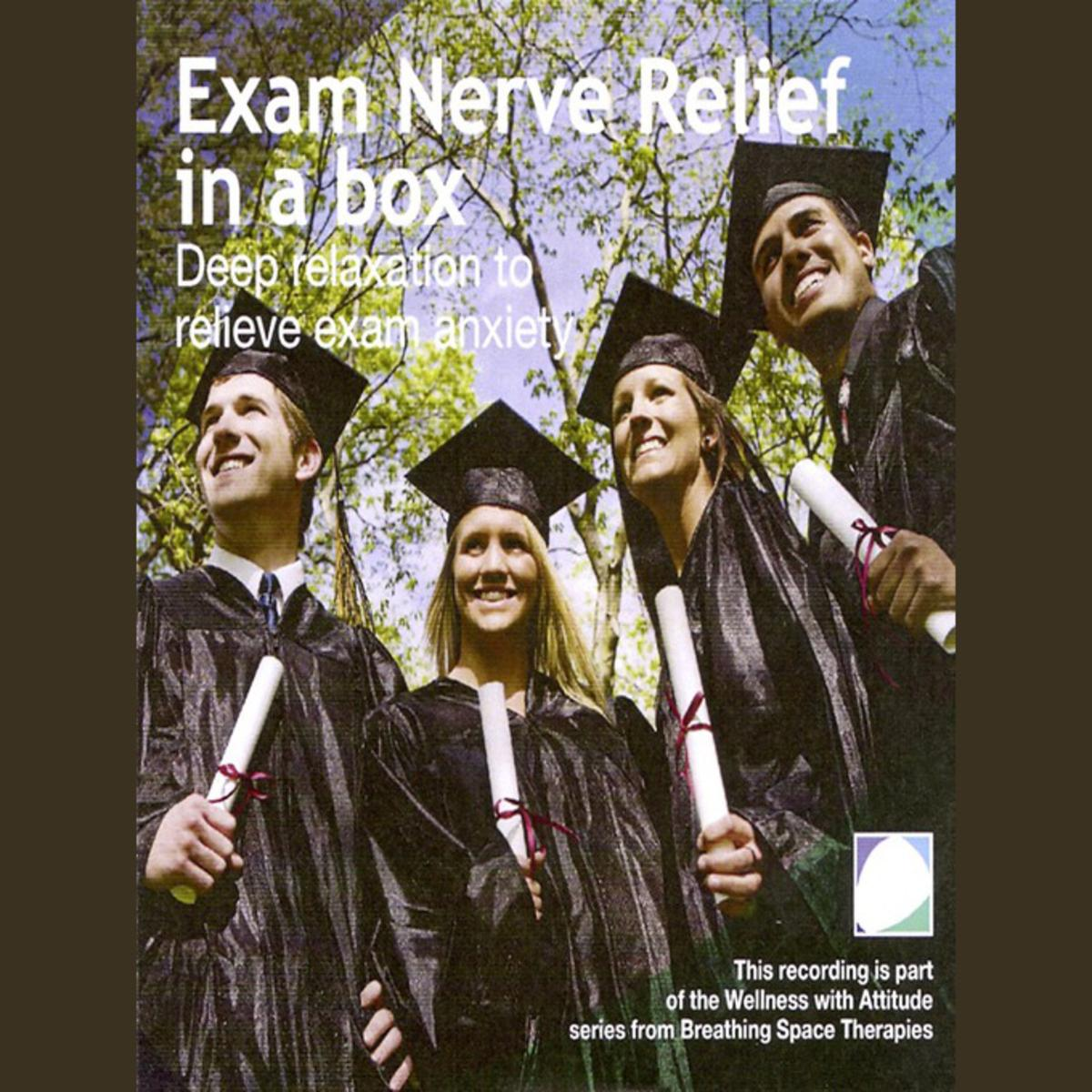 Exam nerve relief in a box - Audiobook