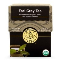Buddha Teas Ctrl Grey Tea, 18 Ct
