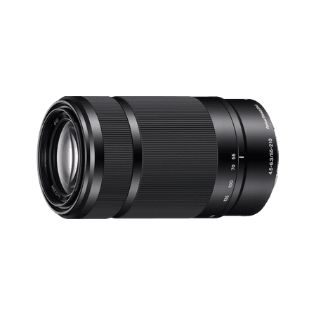 Sony SEL55210/B E 55-210mm F4.5-6.3 OSS E-mount Zoom