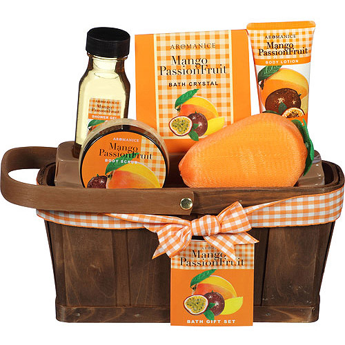 Aromanice Bath Gift Set, 5 pc