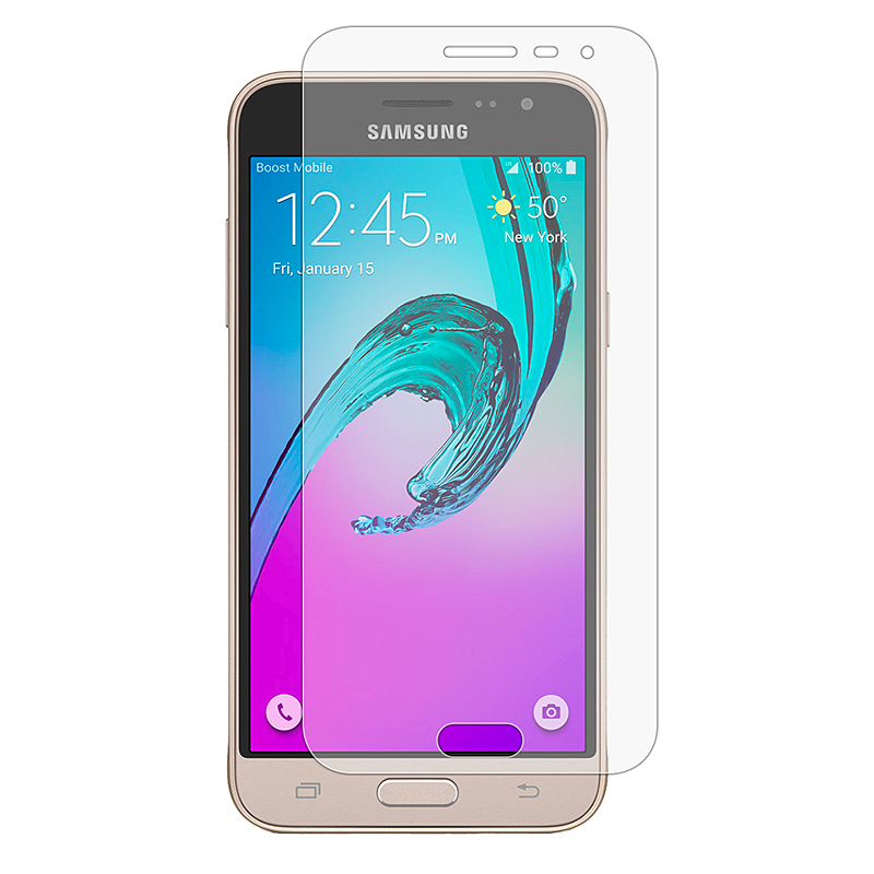 Arc® Samsung Galaxy J3 2016 Tempered Glass Screen Protector