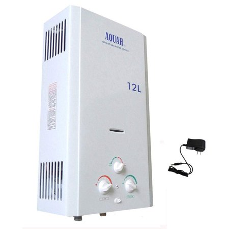 AQUAH 12 L / 3.2 GPM Indoor Natural Gas Tankless Water