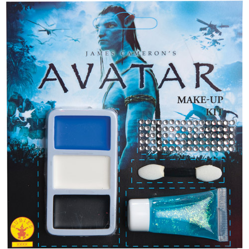 Avatar Na Vi Makeup Kit Halloween Accessory