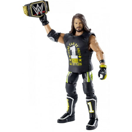 WWE Top Picks Elite Collection AJ Styles 6-Inch Action