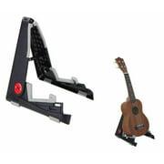 Hot Universal Adjustable Folding A-Frame Ukulele Mandolin Stand Musical