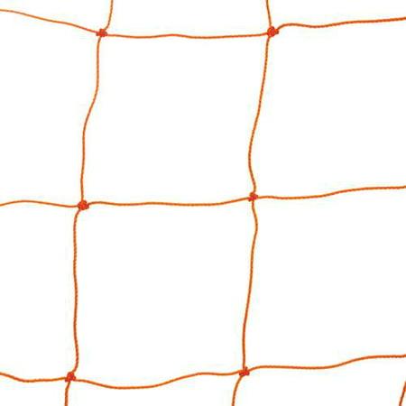Alumagoal Soccer Net (Alumagoal 8 ft. x 24 ft. Orange, Recreational Soccer)