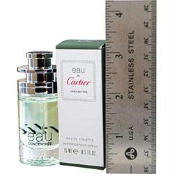 Eau De Cartier By Cartier Concentrate Edt Spray .5 Oz (Concentrate Fragrance)