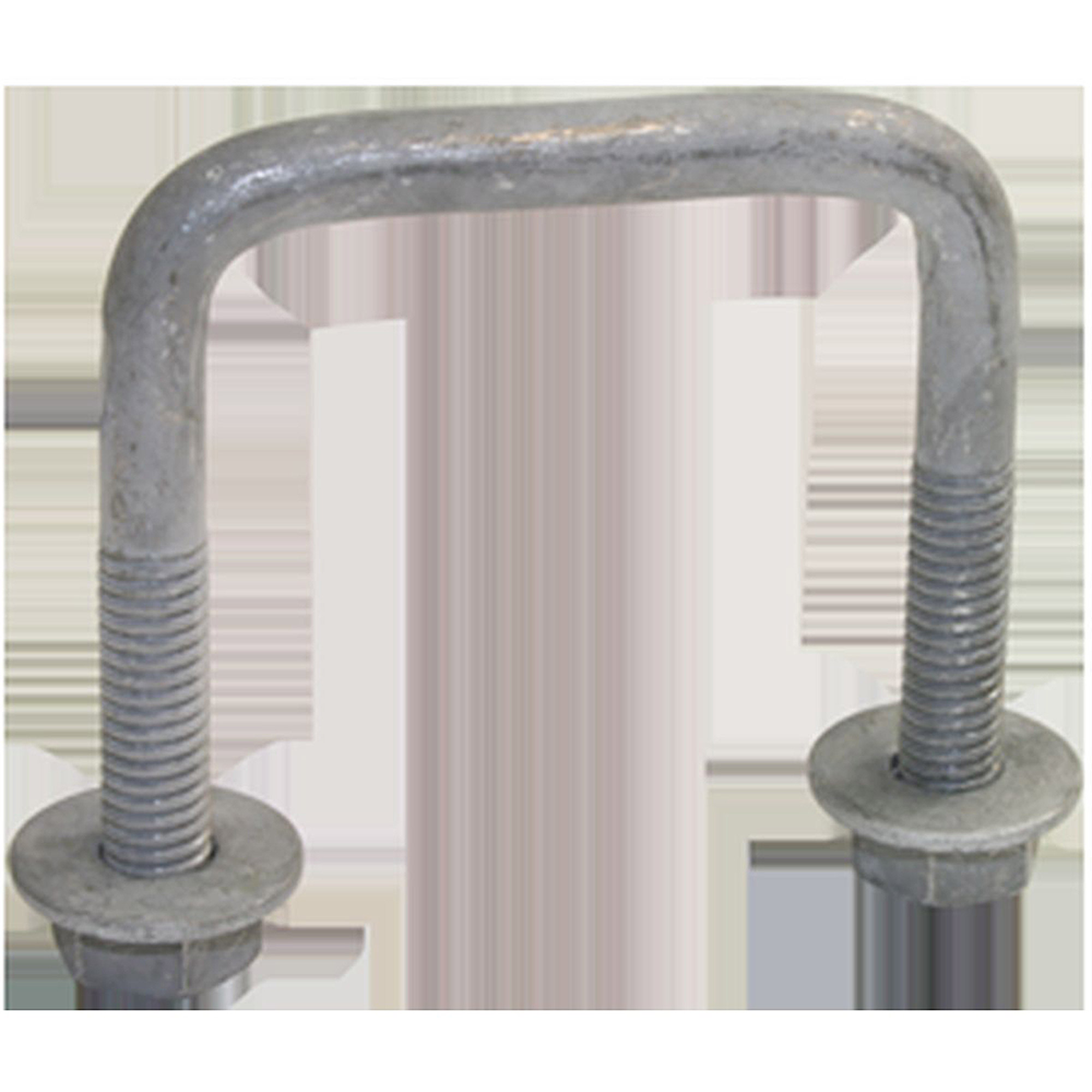"SeaSense 1/2"" x 3-1/16"" x 3-3/16"" Galvanized U-Bolt"