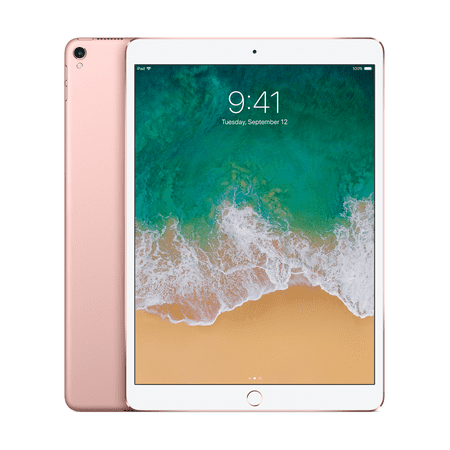 Refurbished Apple 10.5-inch iPad Pro Wi-Fi 512GB Rose Gold