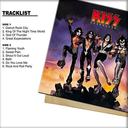 Kiss - Destroyer - Vinyl