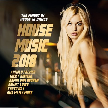 House Music 2018: Finest In House & - Halloween Music For Dance Class