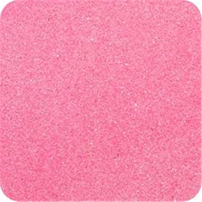 Classic Colored Sand 14 oz. Bottle - Shake & Pour Lid - Pink