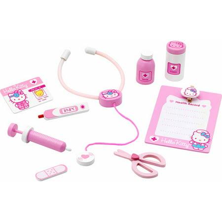 Hello Kitty Doctors Play Set - Hello Kitty Halloween Cupcakes