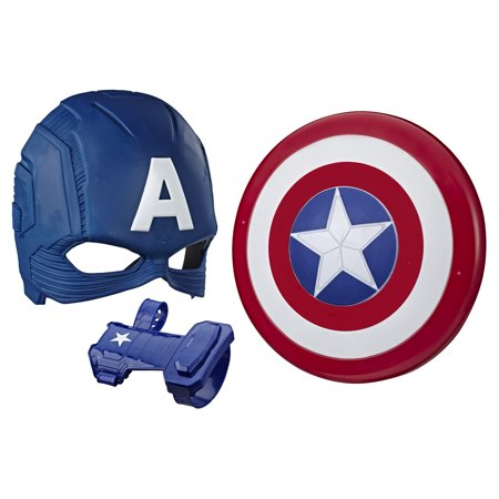 Marvel Avengers Captain America Roleplay Set, Ages 5 and Up