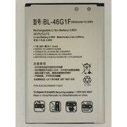 Replacement Battery for LG K20 L59B Harmony M255 Grace BL-46G1F 2800mAh