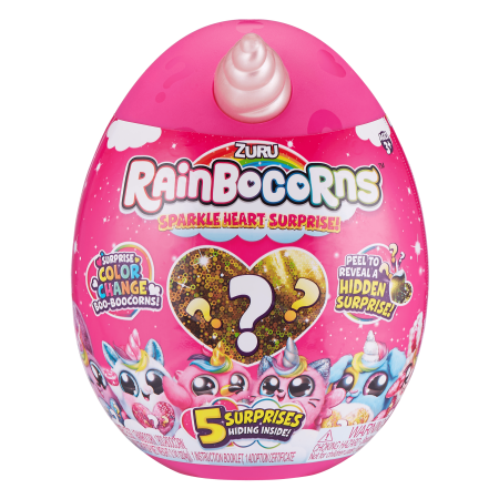 Rainbocorns Sparkle Heart Surprise by ZURU