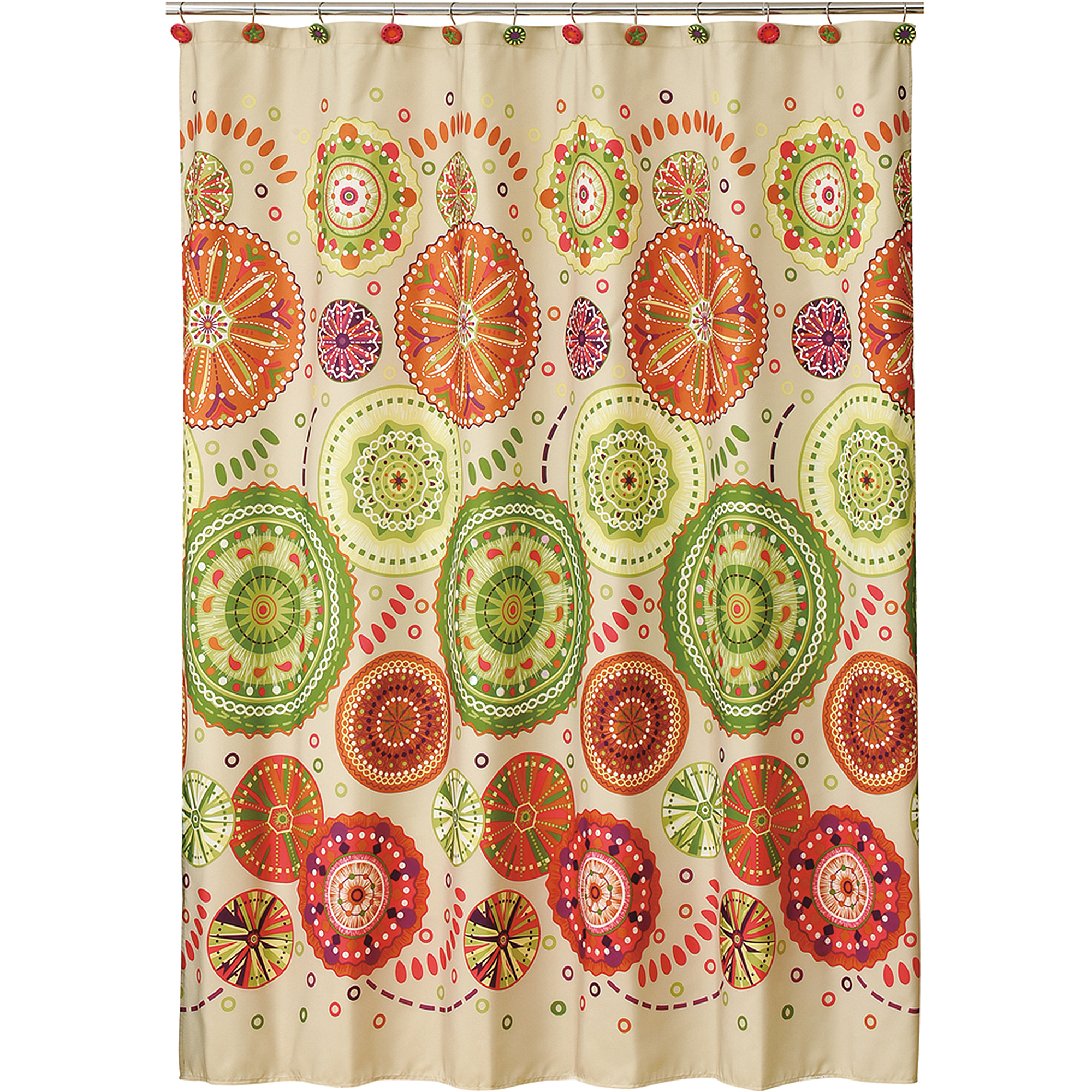 Festiva Shower Curtain by Allure Home Creation