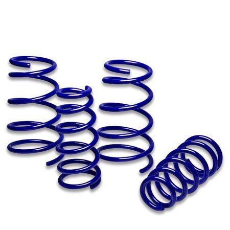 For 97-03 Pontiac Grand Prix Suspension Lowering Springs (Blue) 98 99 00 01 02