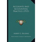 Accounts and Accounting Practice (1915)