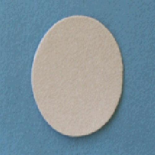 MooreBrand Moleskin Precut Pads Oval Small-pack of 100