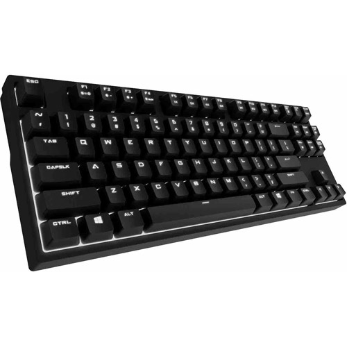 Cooler Master QuickFire Rapid Backlit Mechanical Gaming Keyboard