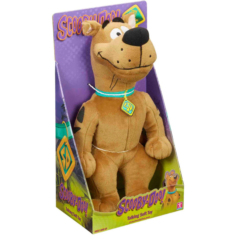 Scooby Doo 14 Talking Plush Scooby Walmart Com