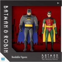 BATMAN THE ANIMATED SERIES: BATMAN AND ROBIN 5.5 P
