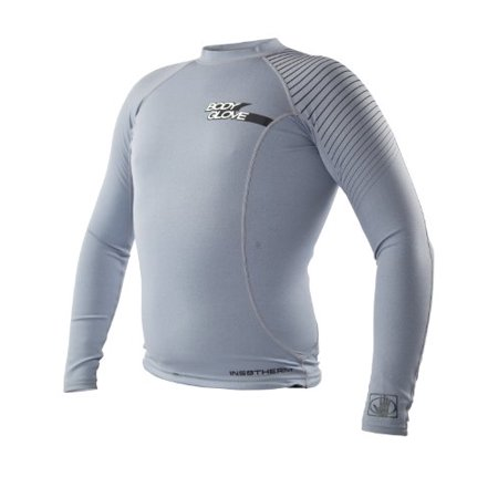 Body Glove Men's Insotherm .5mm Titanium Long Sleeve Wetsuit Top, Small ()