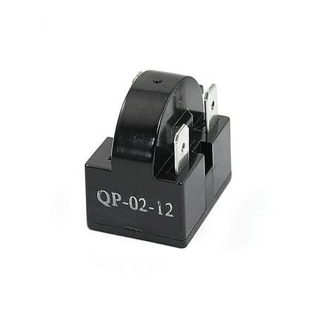 12 ohm 3 pins refrigerator ptc starter compressor relay. Black Bedroom Furniture Sets. Home Design Ideas