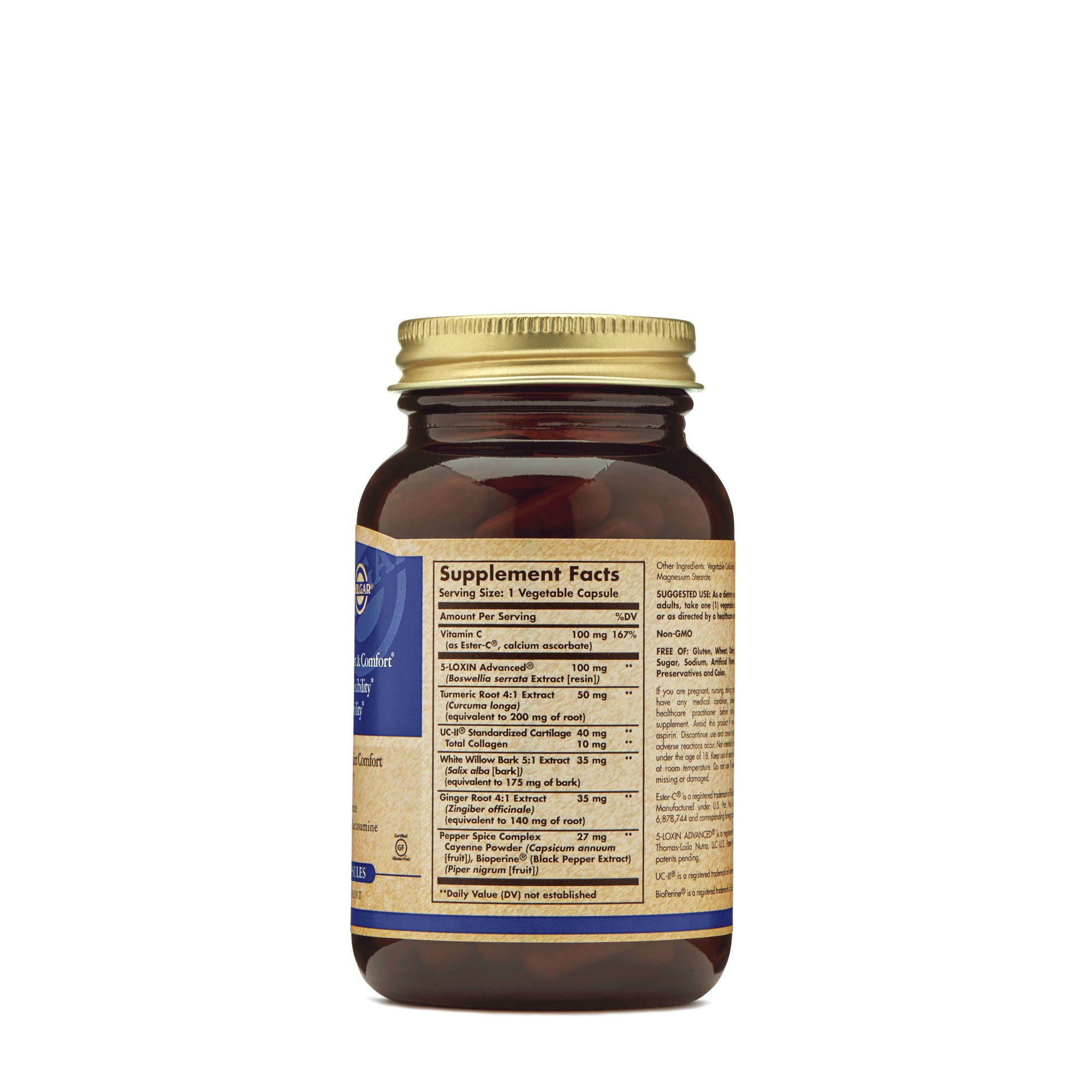 מבריק Solgar No. 7 Vegetable Capsules, 90 Ct - Walmart.com IH-32